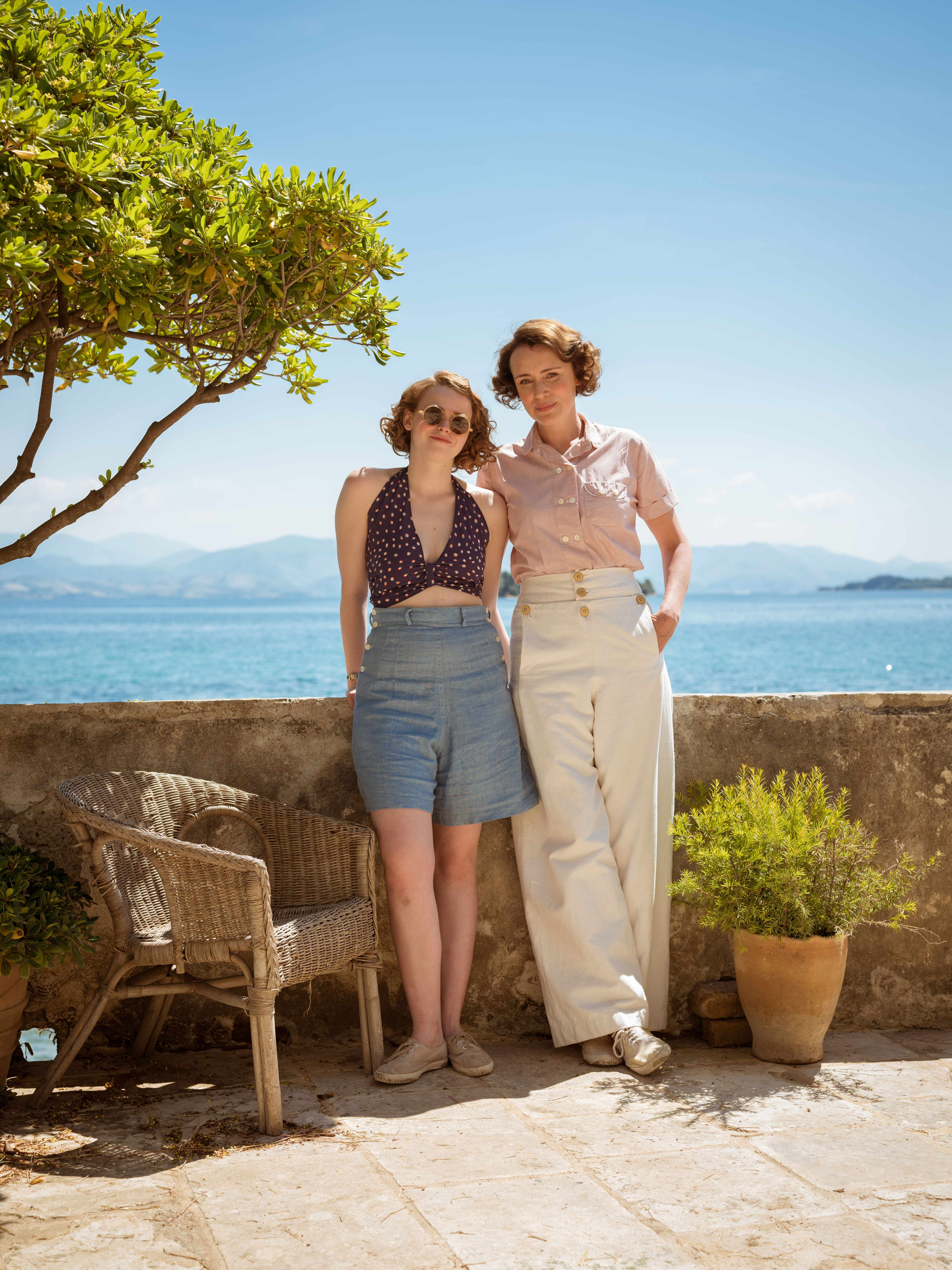 The Durrells (ITV, EH)