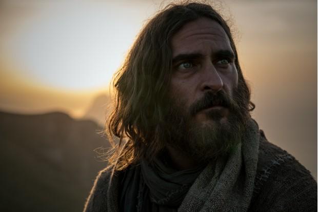 Joaquin Phoenix in Mary Magdalene