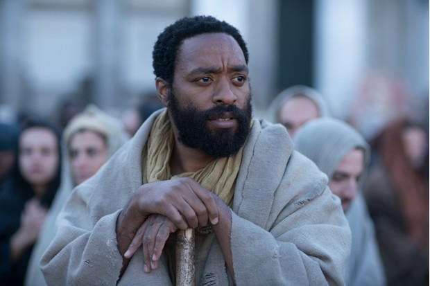 Chiwetel Ejiofor as St Peter in Mary Magdalene