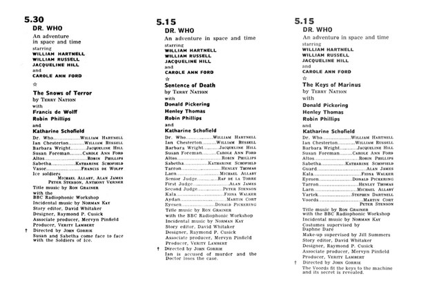 Marinus billings 4-6