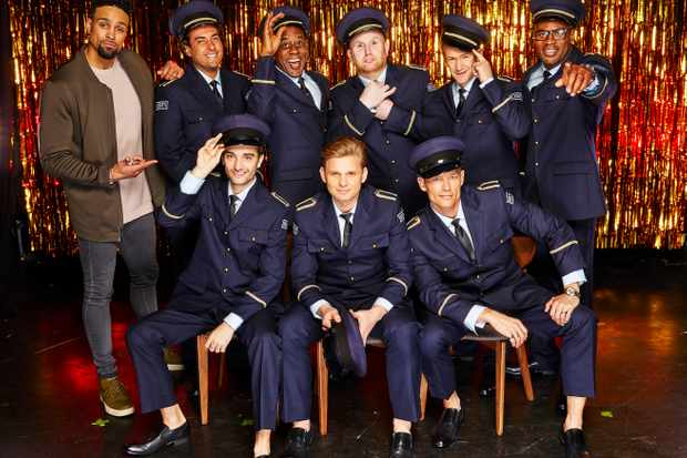 The Real Full Monty Live (ITV, EH)
