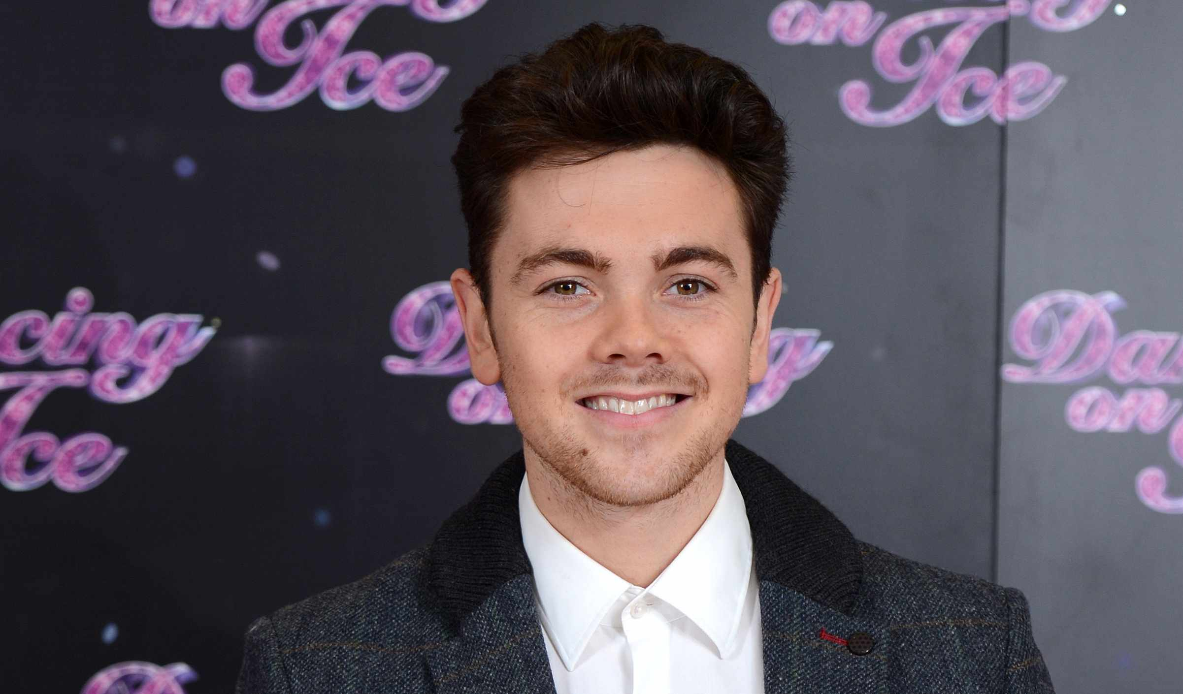 Dancing on Ice Ray Quinn