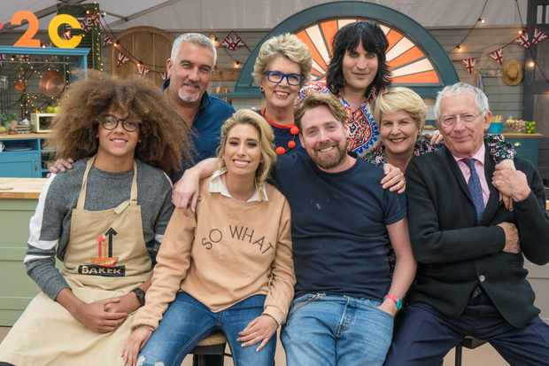 Celebrity Bake Off: Who are the contestants? When does it ...