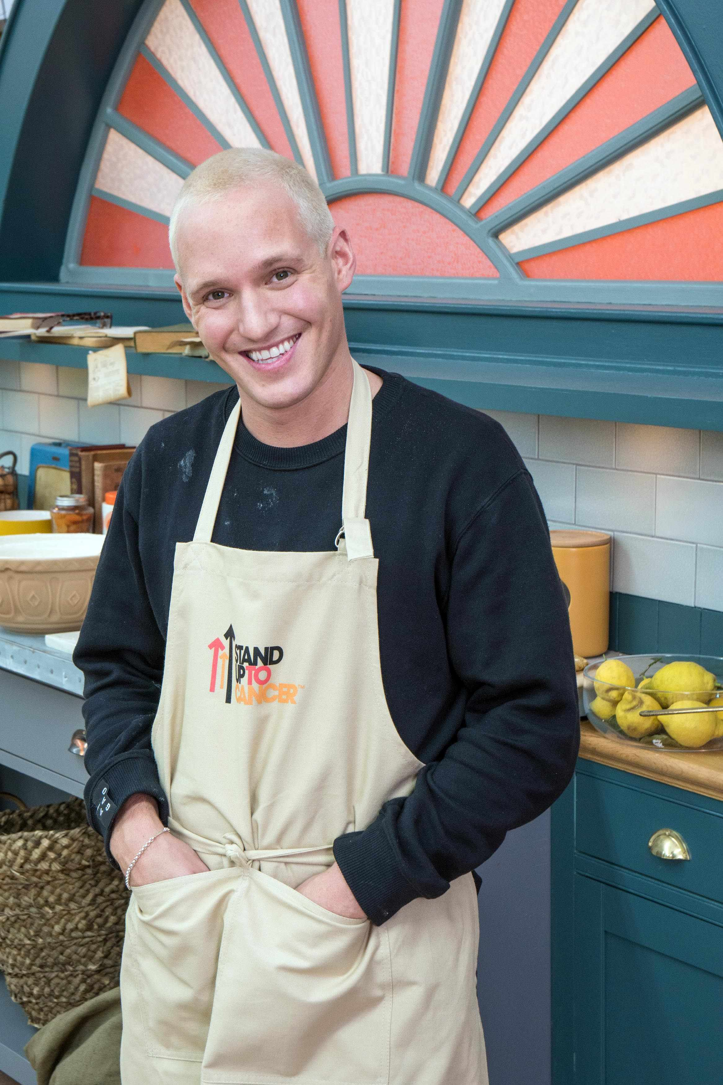Jamie Laing, The Great British Bake Off Celebrity Special (Channel 4, EH)