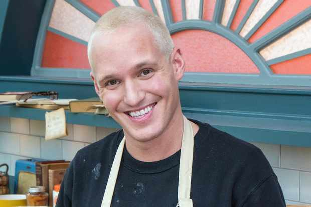 Jamie Laing, The Great British Bake Off Celebrity Special