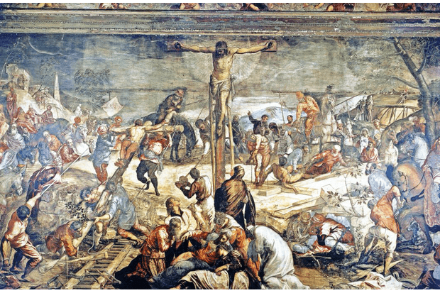 Crucifixion (Getty from RT mag, EH)