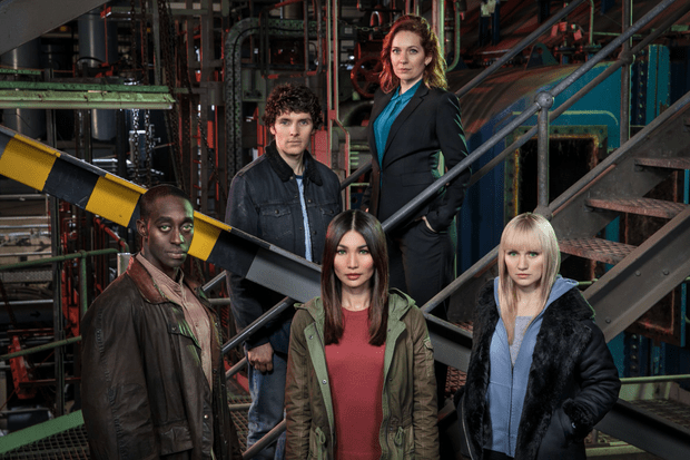 Humans series 3 (Channel 4 from mag, EH)