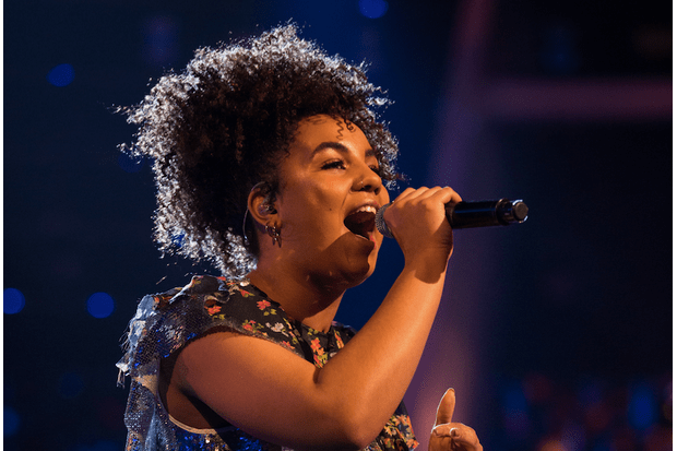 Ruti on The Voice UK 2018