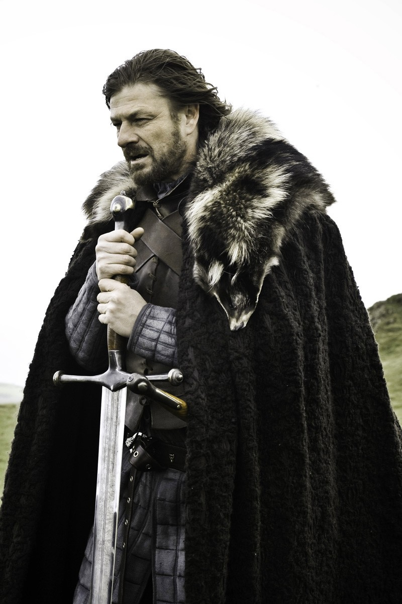 Sean Bean, Game Of Thrones (Sky, EH)
