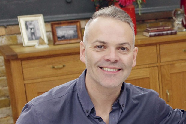 asterChef 2015 finalist Simon Wood