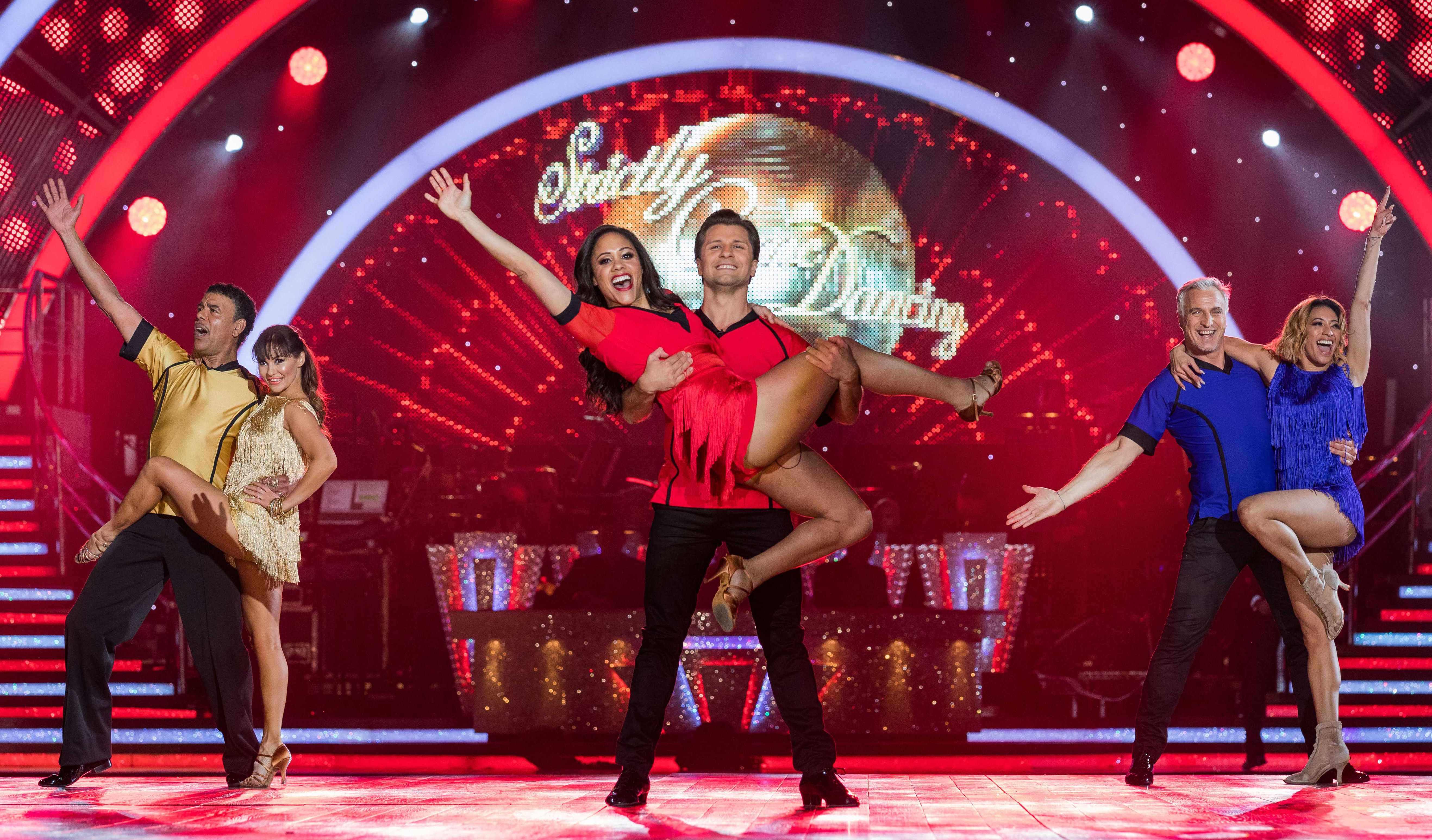 Strictly Come Dancing for Sport Relief 2018