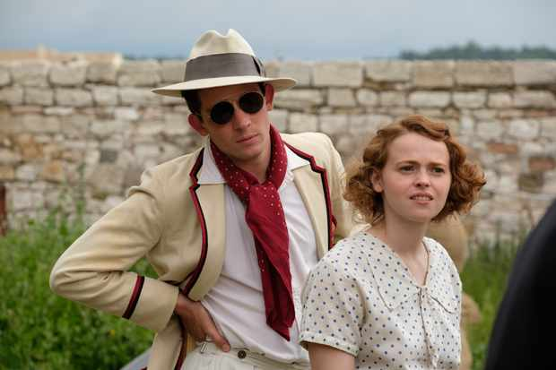 The Durrells - Margo and Larry