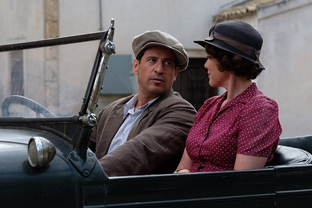 The Durrells - Alexis Georgoulis as Spiros Halikiopoulos