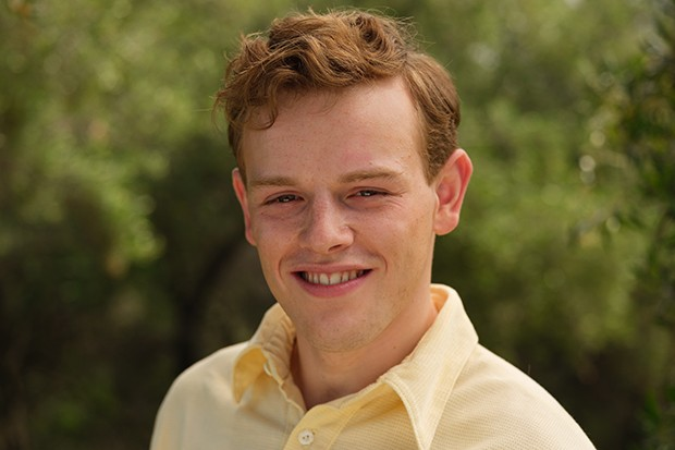 The Durrells - Callum Woodhouse as Leslie Durrell