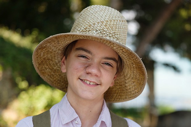 The Durrells - Milo Parker as Gerald Durrell