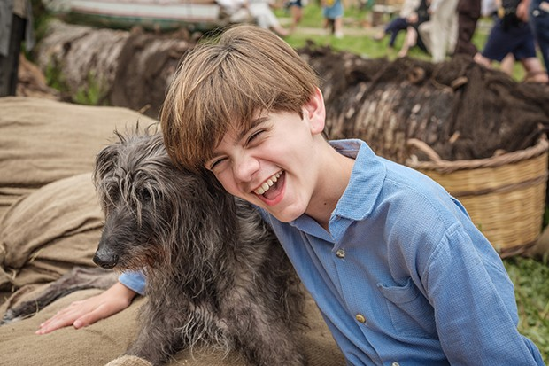 The Durrells - Roger the dog