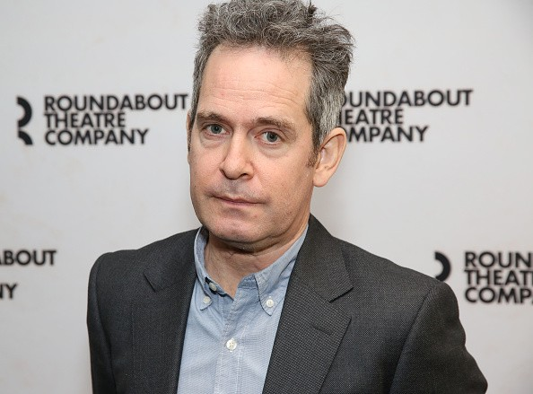"""NEW YORK, NY - MARCH 06:  Tom Hollander attends the """"Travesties"""" Cast Photo Call on March 6, 2018 at the Roundabout Theatre in New York City.  (Photo by Walter McBride/Getty Images)"""