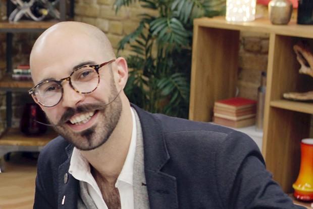 MasterChef 2015 finalist Tony Rodd