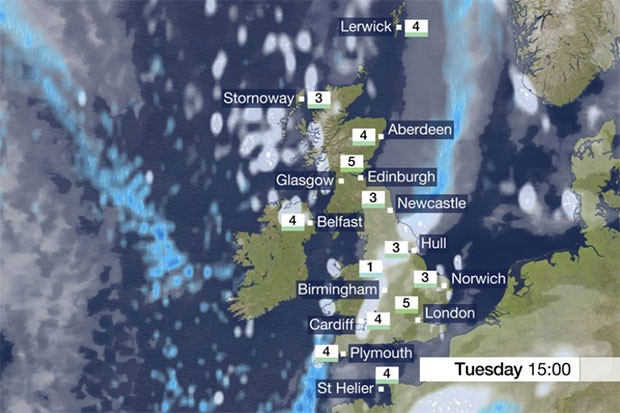 The bbcs weather graphics dont give value for licence payers says the bbcs weather graphics dont give value for licence payers says former forecaster bill giles radio times publicscrutiny Choice Image