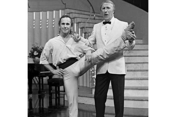 Bruce Forsyth from the RT archive, TL