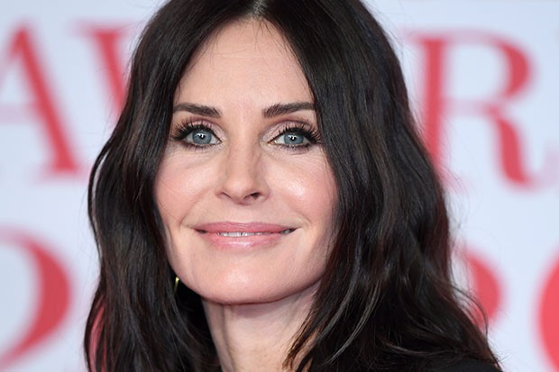 Courteney Cox, Getty, SL