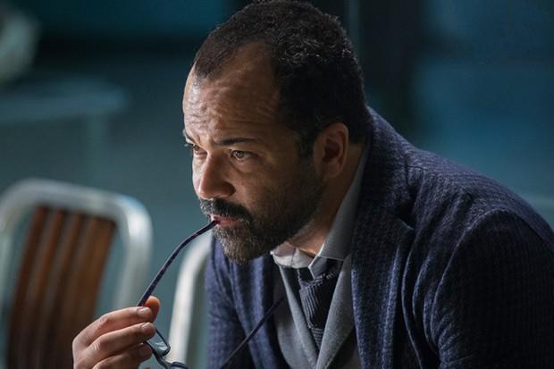 Jeffrey Wright as Bernard in Westworld (Sky, HF)