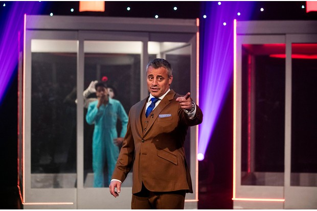 Matt LeBlanc is Matt Le Blanc