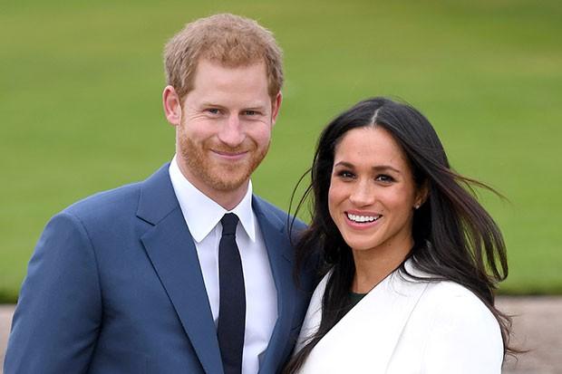 Prince Harry and Meghan Markle, Getty, SL