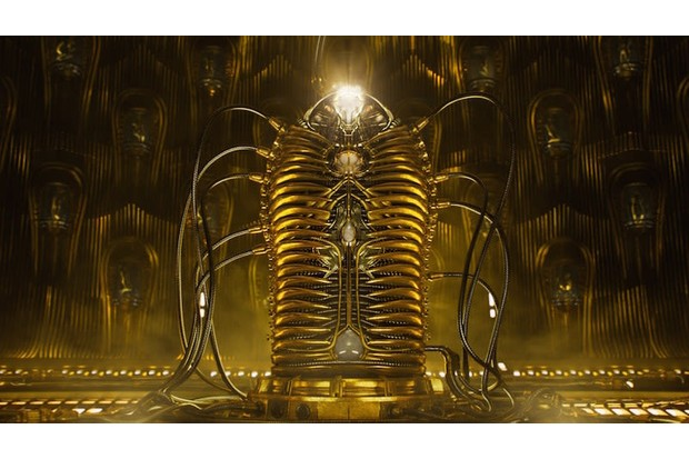 Adam Warlock's cocoon from Guardians of the Galaxy Vol. 2 (Marvel, HF)