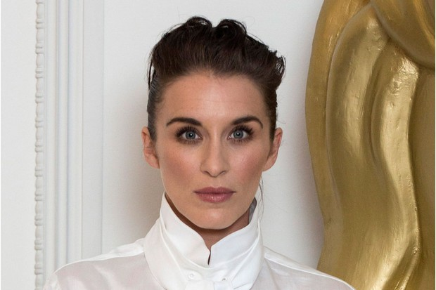 Vicky McClure during the BAFTA Breakthrough Brits reception held at Burberry on October 25, 2017 in London, England. Getty, TL