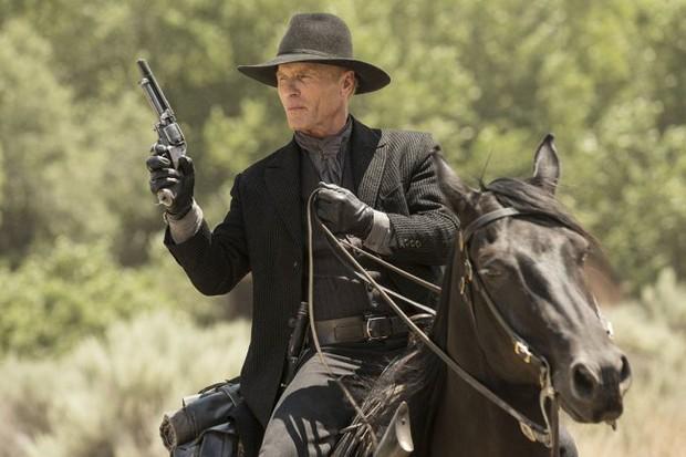 Ed Harris as The Man in Black in Westworld (Sky, HF)