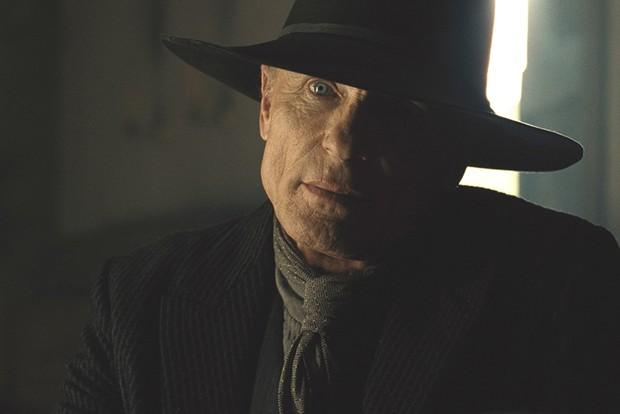 Ed Harris as the Man in Black/William in Westworld season 2
