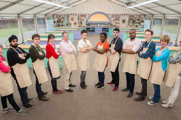 Bake Off 2016 contestants