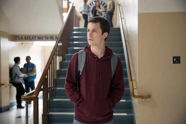 Dylan Minette as Clay Jensen (Netflix, JG)