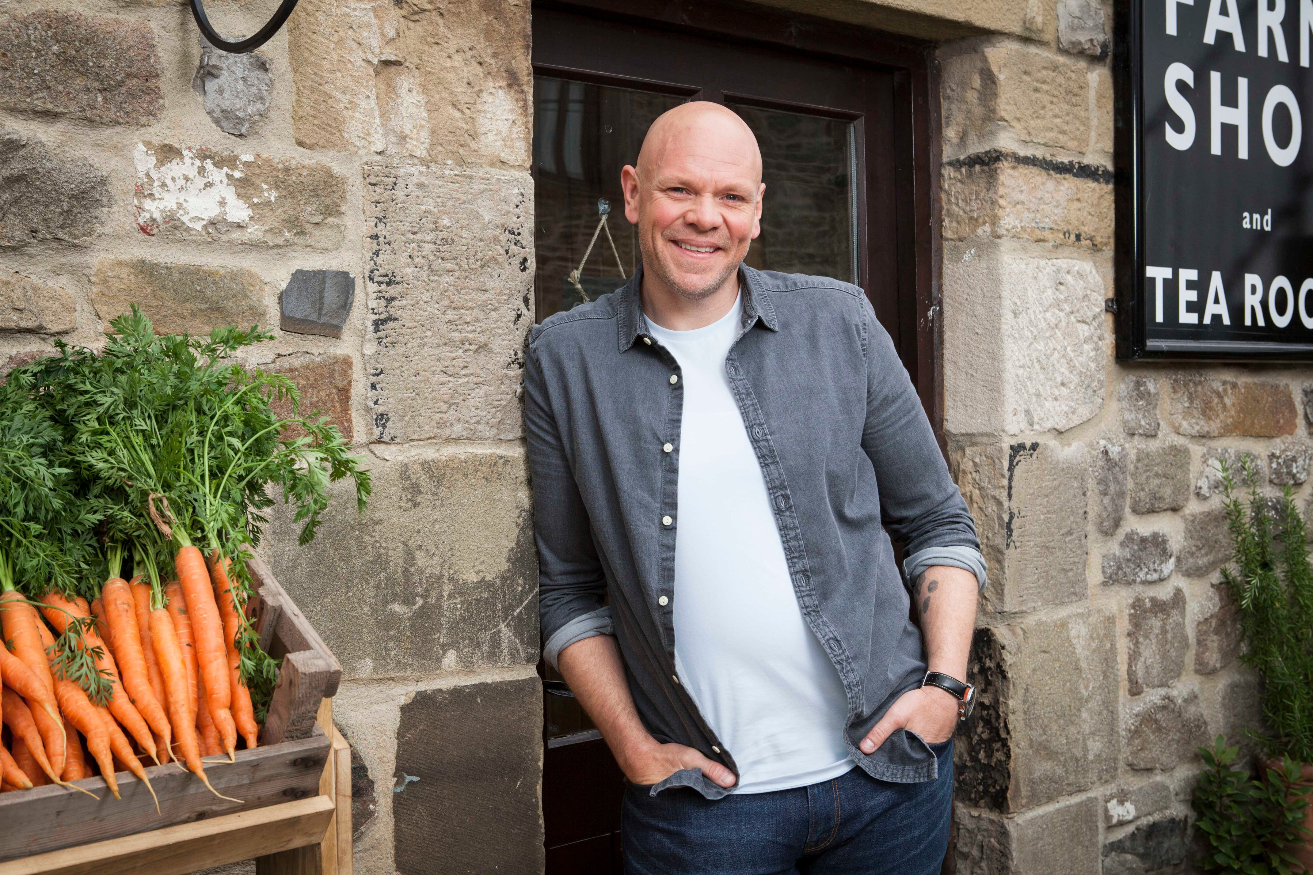 Top of the Shop with Tom Kerridge (BBC, EH)