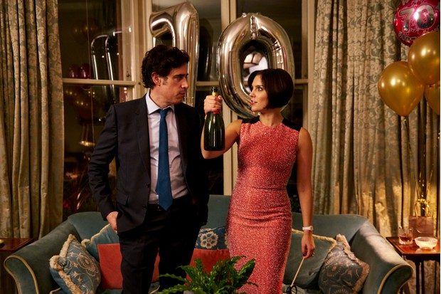 The Split - Stephen Mangan and Annabel Scholey