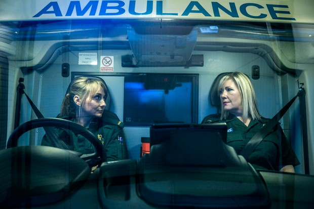 Nat G and Nat C, Ambulance (BBC, EH)
