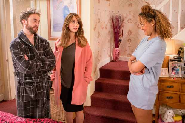Corrie time, channel, live stream, cast, video, spoilers, location