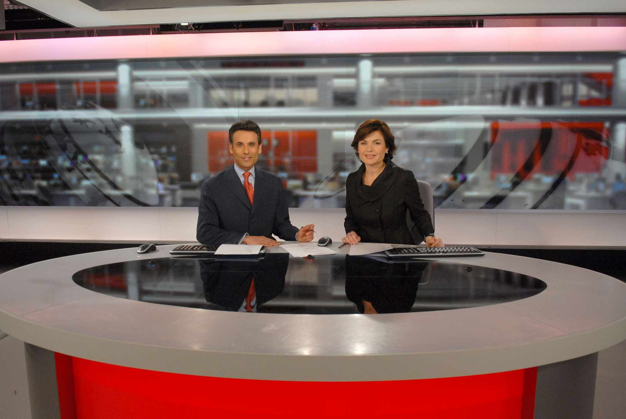 Programme Name: BBC News - TX: 20100101 - Episode: n/a (No. n/a) - Picture Shows:   - (C) BBC - Photographer: Jeff Overs