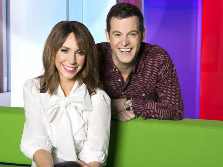 What's the weirdest ever celebrity segue on The One Show? Scott Bryan investigates…