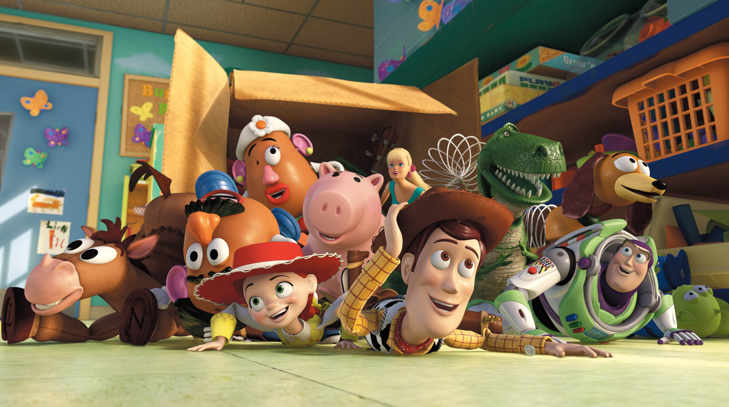 Phone toy story 2 cast video game advertising
