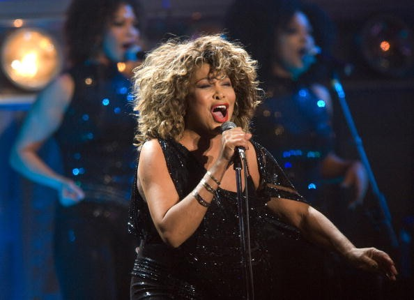Tina Turner: How will she get on with Graham? (Photo by Rob Verhorst/Redferns)