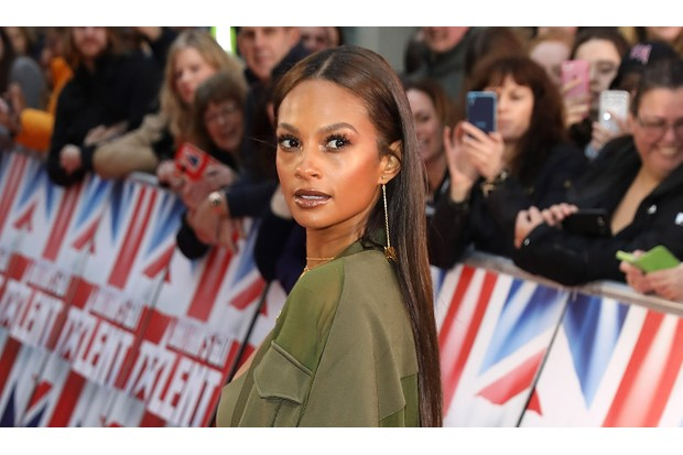 Alesha Dixon on Britain's Got Talent