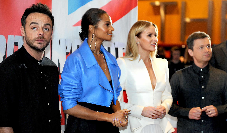 Ant McPartlin on Britain's Got Talent