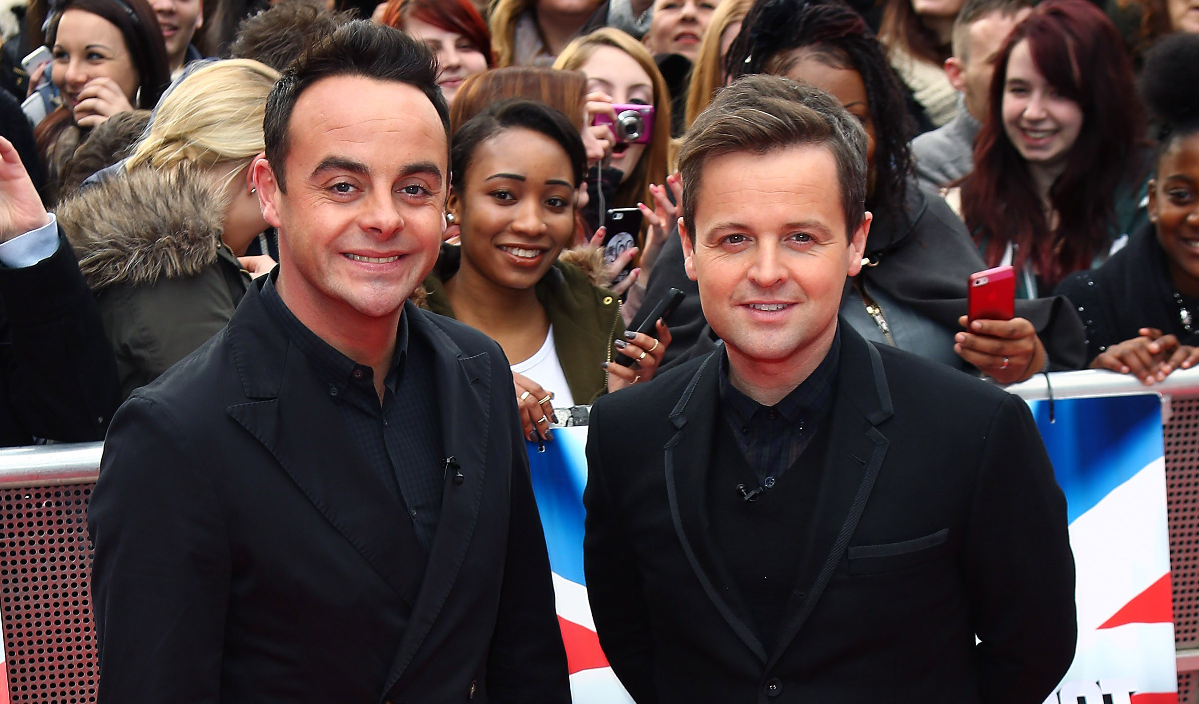 Ant and Dec on Britain's Got Talent