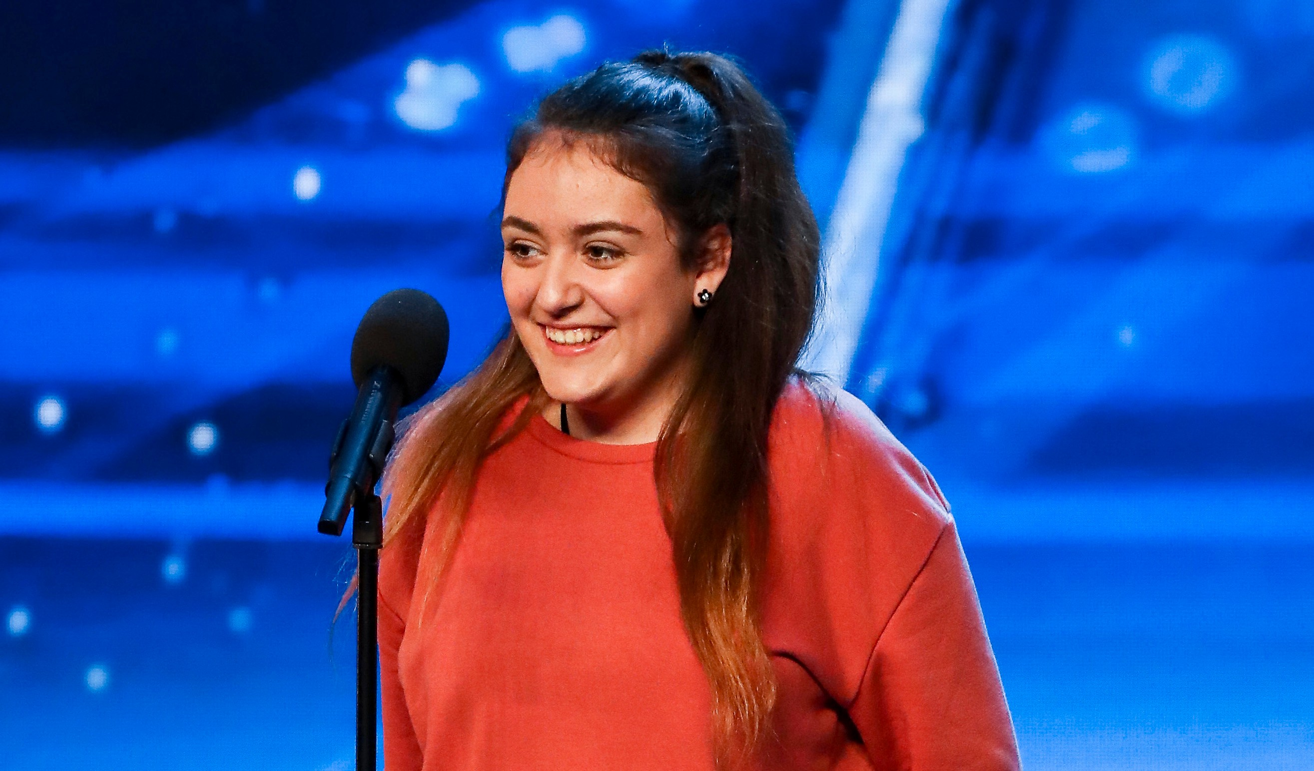 Amy Marie Borg on Britain's Got Talent