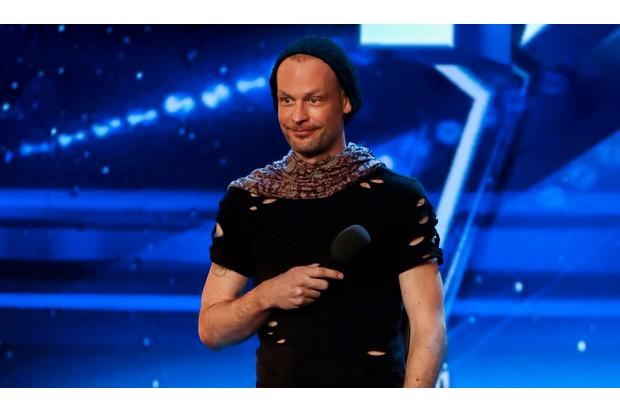 Britain's Got Talent Andras