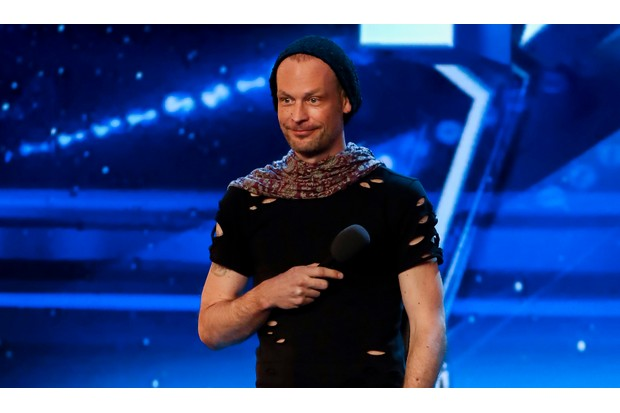Britain's Got Talent Andras