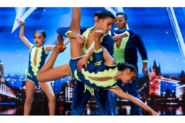 Britain's Got Talent Cali Swing