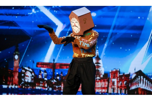 Britain's Got Talent Jim the Dancer